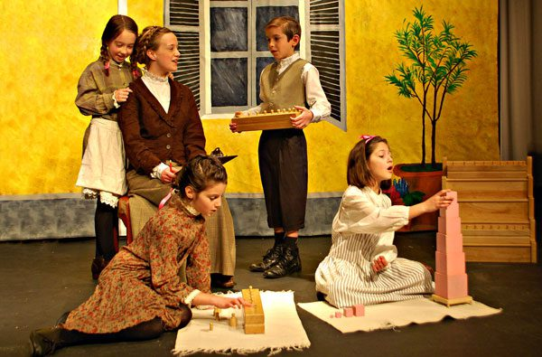 The Making of Maria Montessori: The Musical