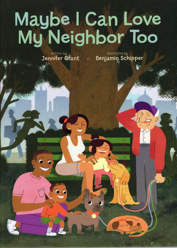 Book Review: Maybe I Can Love my Neighbor Too