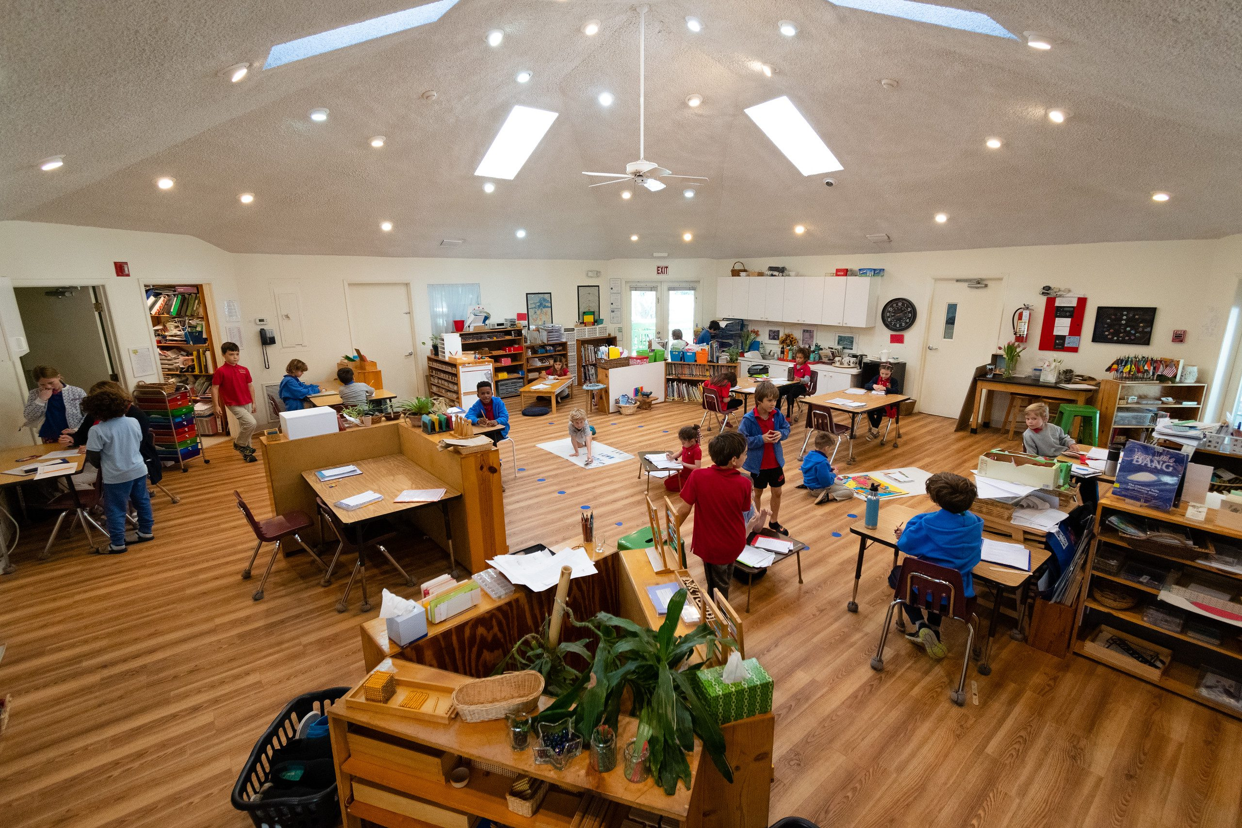 What You Will See In A Great Montessori School