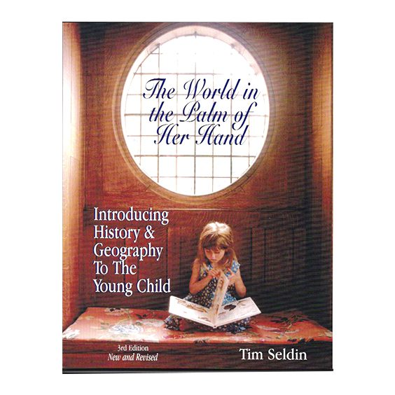 The world in the palm of her hand tim seldin