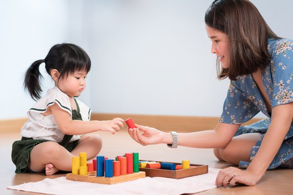 Strategies for Montessori Home Learning