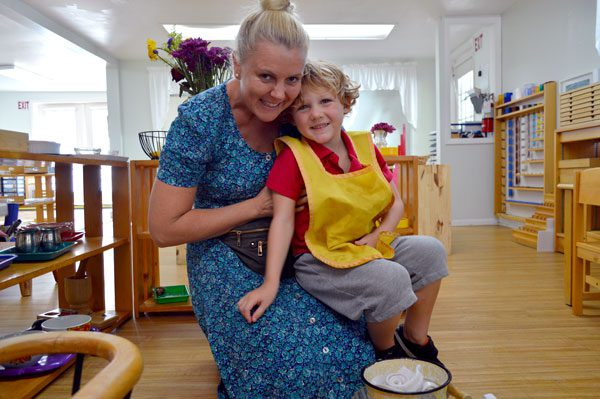 Table Washing: Why do Montessori Students Spend So Much Time Washing Tables?