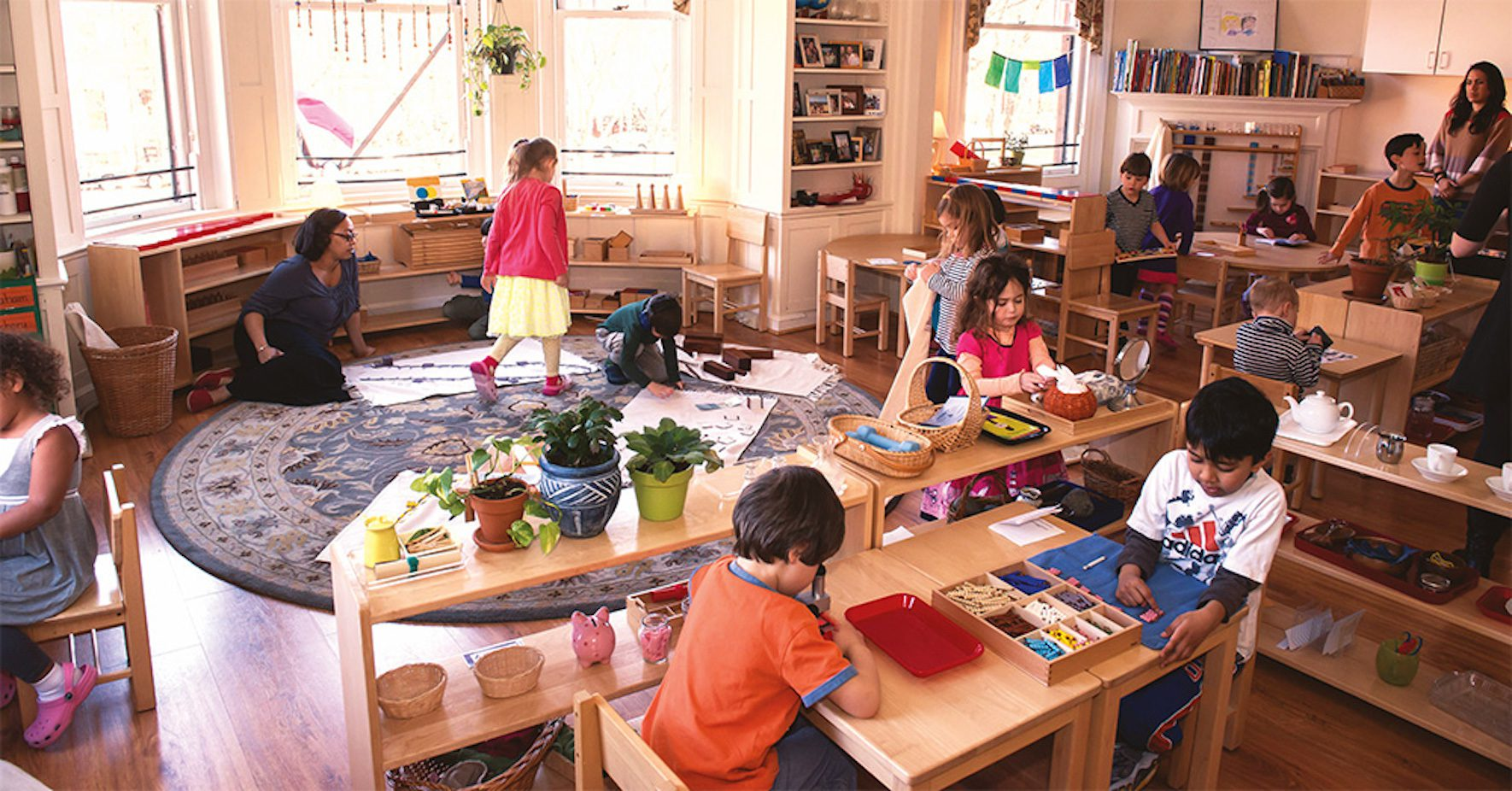 Positive Discipline in the Montessori Classroom – New Course