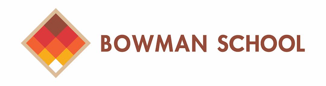 Bowman school logo