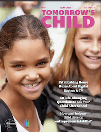 Tomorrow's Child – May 2021 Digital Issue
