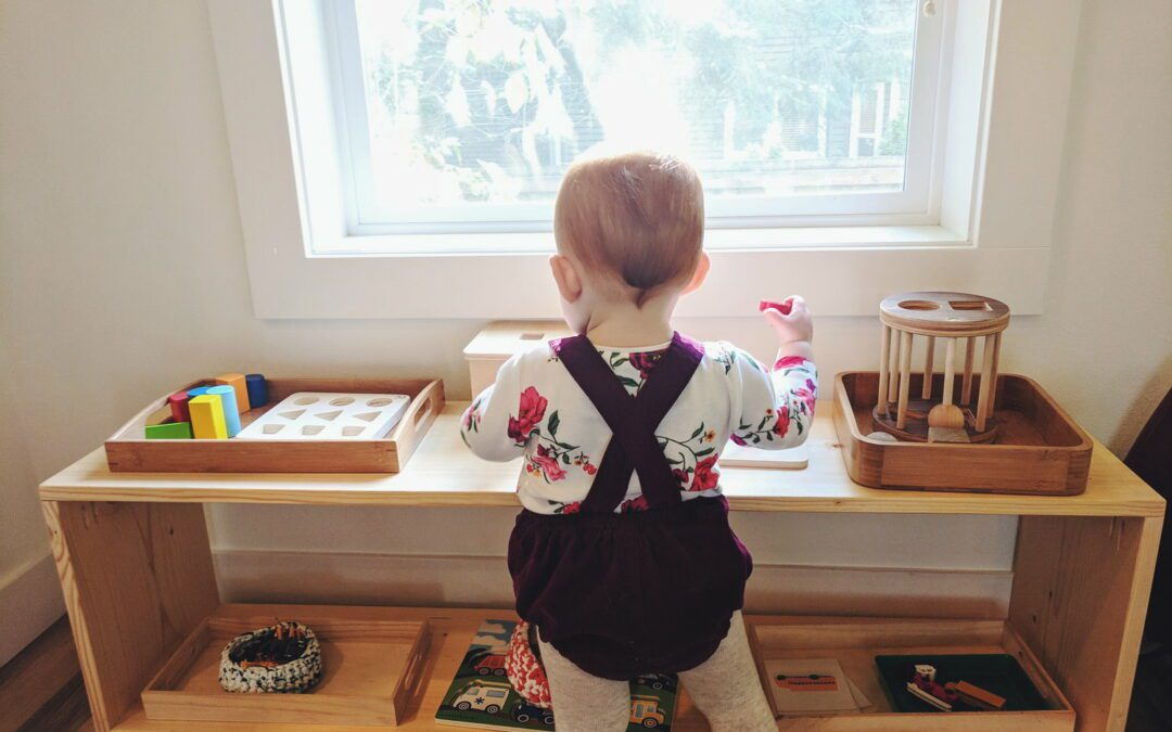 Creating Infant Toddler Environments at Home