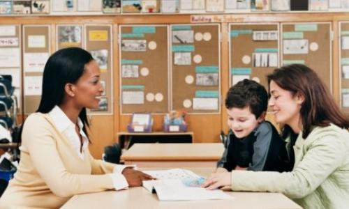 My Child's Learning Experiences in Their School and Classroom: Parent Involvement and Support